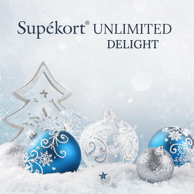 Supékort Unlimited Delight