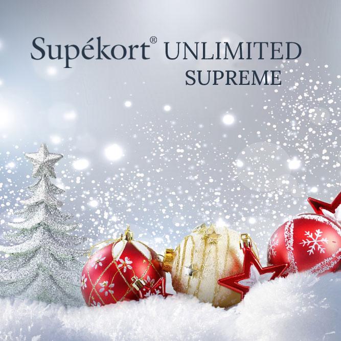Supékort UnlimitedSupreme
