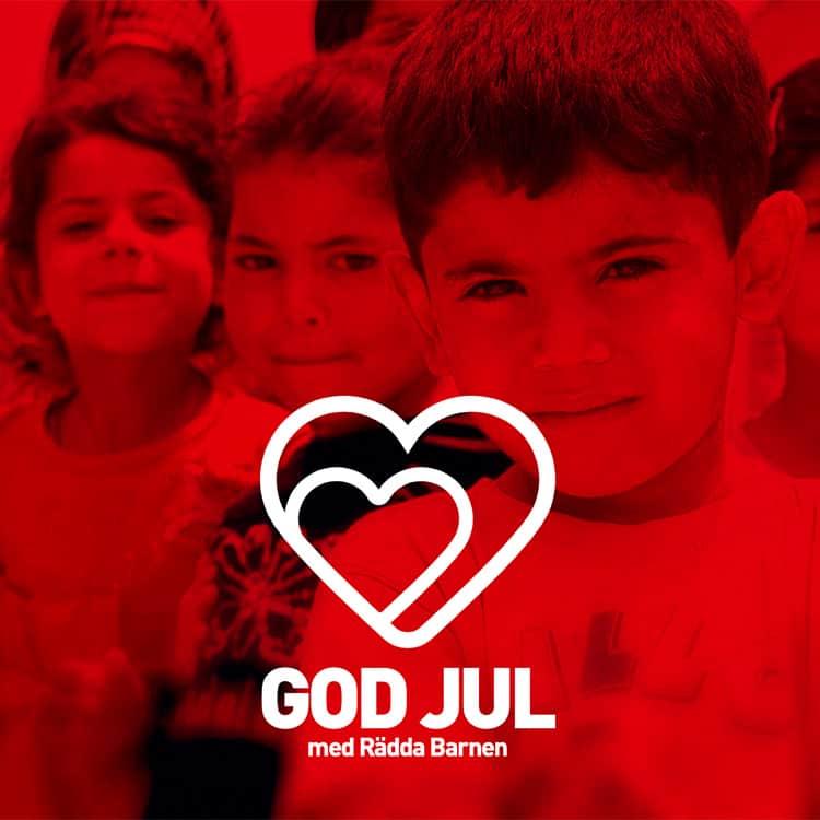 God Jul med Rädda Barnen