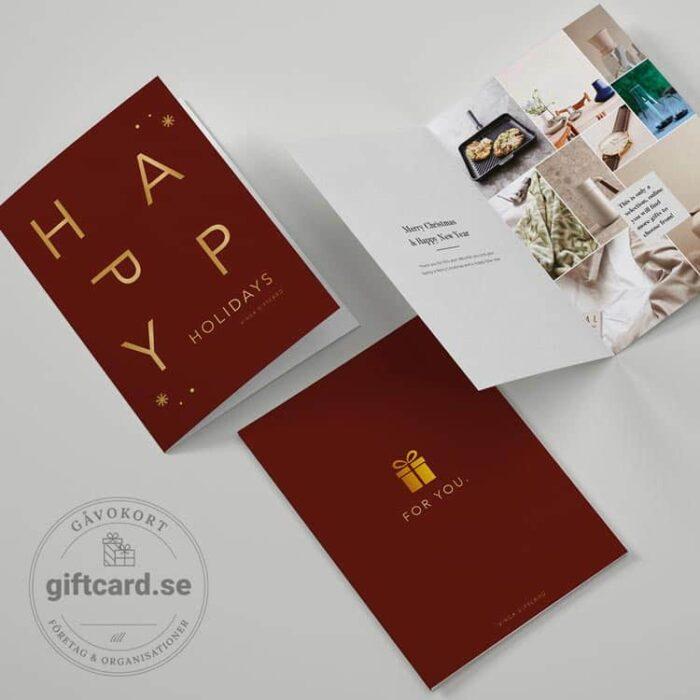 Gåvokort Regal - Vinga Giftcard