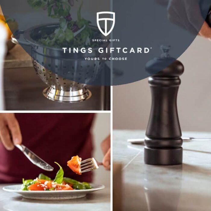 Tings Giftcard (Markus Aujalay)